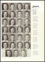 1949 Bolton High School Yearbook Page 46 & 47