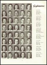 1949 Bolton High School Yearbook Page 50 & 51