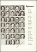 1949 Bolton High School Yearbook Page 52 & 53