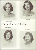 1949 Bolton High School Yearbook Page 62 & 63