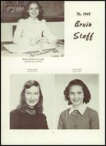 1949 Bolton High School Yearbook Page 76 & 77