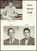 1949 Bolton High School Yearbook Page 80 & 81