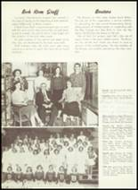 1949 Bolton High School Yearbook Page 108 & 109