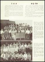 1949 Bolton High School Yearbook Page 112 & 113
