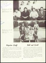 1949 Bolton High School Yearbook Page 116 & 117