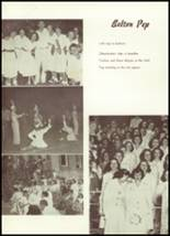 1949 Bolton High School Yearbook Page 122 & 123