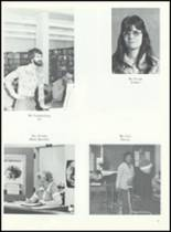 1977 Laurel Junior High School Yearbook Page 10 & 11