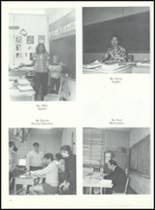 1977 Laurel Junior High School Yearbook Page 14 & 15