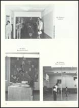 1977 Laurel Junior High School Yearbook Page 16 & 17