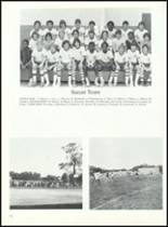 1977 Laurel Junior High School Yearbook Page 22 & 23