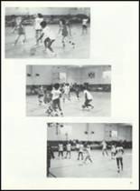 1977 Laurel Junior High School Yearbook Page 24 & 25