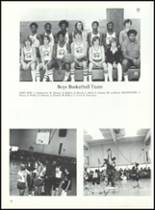 1977 Laurel Junior High School Yearbook Page 26 & 27