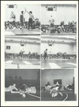 1977 Laurel Junior High School Yearbook Page 28 & 29