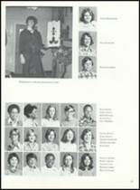 1977 Laurel Junior High School Yearbook Page 34 & 35