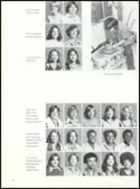 1977 Laurel Junior High School Yearbook Page 38 & 39