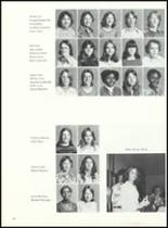 1977 Laurel Junior High School Yearbook Page 40 & 41