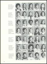 1977 Laurel Junior High School Yearbook Page 42 & 43
