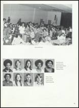 1977 Laurel Junior High School Yearbook Page 44 & 45