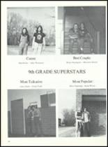 1977 Laurel Junior High School Yearbook Page 46 & 47