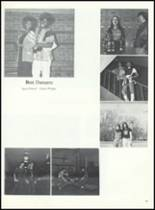 1977 Laurel Junior High School Yearbook Page 48 & 49