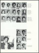 1977 Laurel Junior High School Yearbook Page 54 & 55