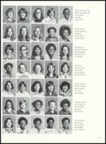 1977 Laurel Junior High School Yearbook Page 56 & 57