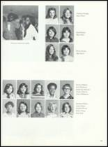 1977 Laurel Junior High School Yearbook Page 58 & 59