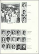 1977 Laurel Junior High School Yearbook Page 60 & 61