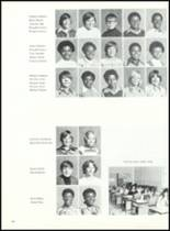 1977 Laurel Junior High School Yearbook Page 66 & 67