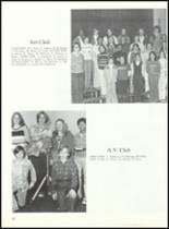 1977 Laurel Junior High School Yearbook Page 72 & 73
