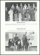 1977 Laurel Junior High School Yearbook Page 74 & 75