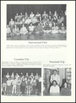 1977 Laurel Junior High School Yearbook Page 76 & 77