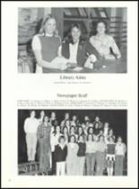 1977 Laurel Junior High School Yearbook Page 78 & 79
