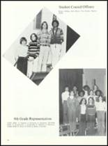 1977 Laurel Junior High School Yearbook Page 80 & 81