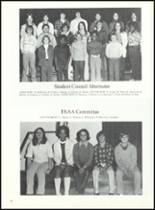 1977 Laurel Junior High School Yearbook Page 82 & 83
