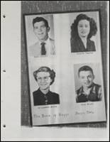 1954 Beggs High School Yearbook Page 38 & 39