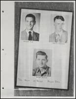 1954 Beggs High School Yearbook Page 40 & 41