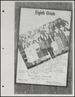 1954 Beggs High School Yearbook Page 52 & 53