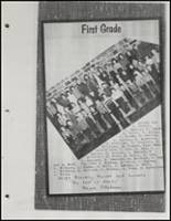 1954 Beggs High School Yearbook Page 66 & 67