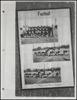 1954 Beggs High School Yearbook Page 70 & 71