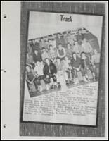 1954 Beggs High School Yearbook Page 84 & 85