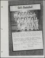 1954 Beggs High School Yearbook Page 88 & 89