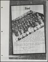 1954 Beggs High School Yearbook Page 92 & 93