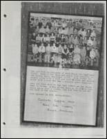1954 Beggs High School Yearbook Page 102 & 103