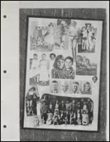 1954 Beggs High School Yearbook Page 116 & 117
