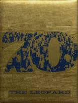 1970 Yearbook Cove High School