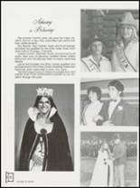 1980 Ft. Morgan High School Yearbook Page 26 & 27