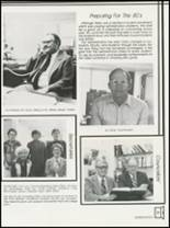 1980 Ft. Morgan High School Yearbook Page 34 & 35