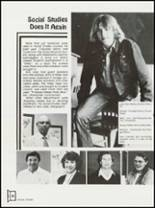 1980 Ft. Morgan High School Yearbook Page 42 & 43