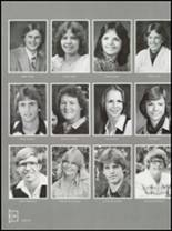 1980 Ft. Morgan High School Yearbook Page 100 & 101